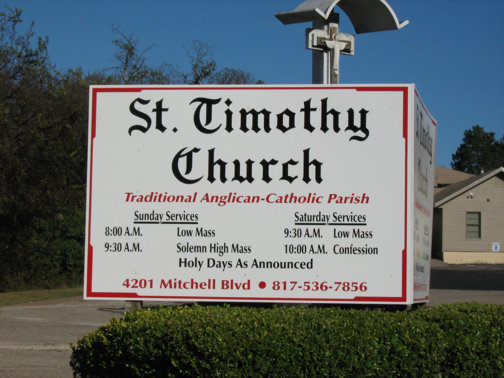 Church Signs Dallas Custom Signs Dallas Hancock Sign